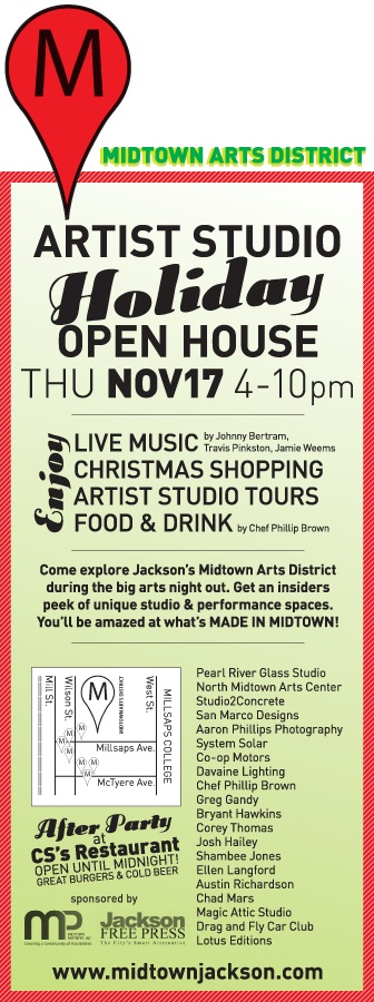 midtown open house